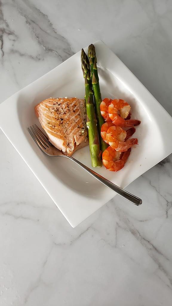 Maträtt enligt LCHF-dieten
