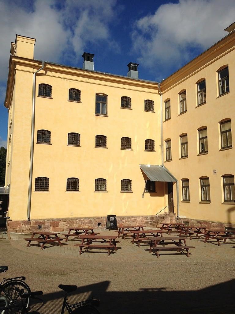 Gävle fängelsemuseum.