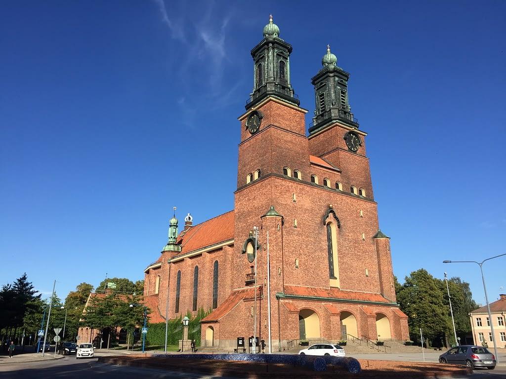 Klosters kyrka i Eskilstuna